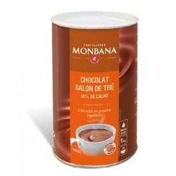 Boite de chocolat salon de thé 32% de cacao