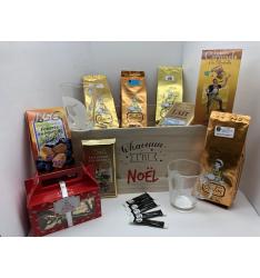Colis cadeau caisse GM Noël