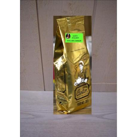 café Gout Italien