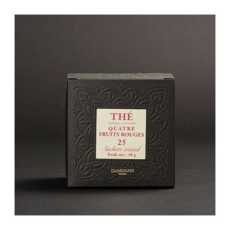THE DAMMANN par 25 sachets  Vanille