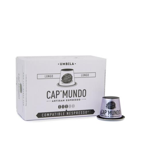 Boite de 10 capsules café long UMBILA Barrier
