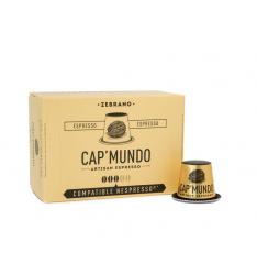 Boite de 10 capsules café ZEBRANO Barrier