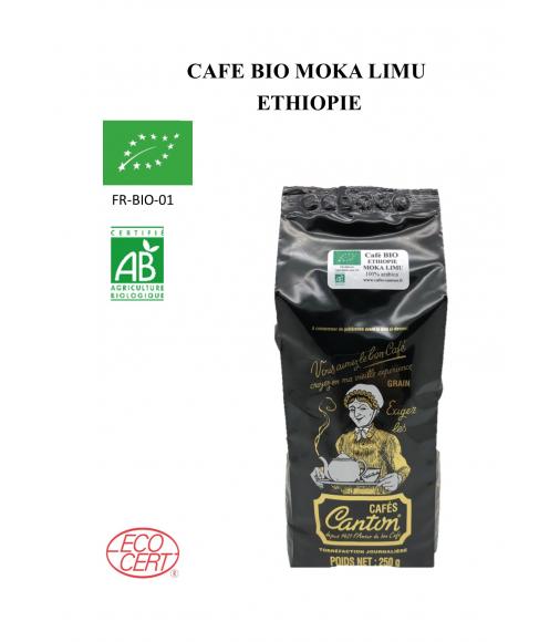 Café BIO Moka Limu