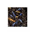 Thé noir Jardin bleu en vrac (sachet de 100 grammes)