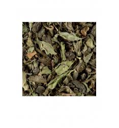 Thé vert menthe en vrac (sachet de 100 grammes)