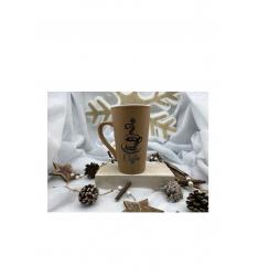 Mug hot drink 50 cl - coffee