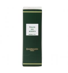 Infusion Dammann (24 sachets) -40 sous- suremballés individuellement