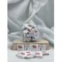 le ballotin de napolitains 5 grammes noir 70% cacao