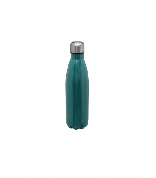 Bouteille isolan 50 cl turquoise