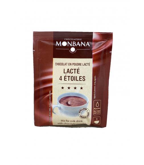 Sachet de chocolat en poudre lacté 30 grs